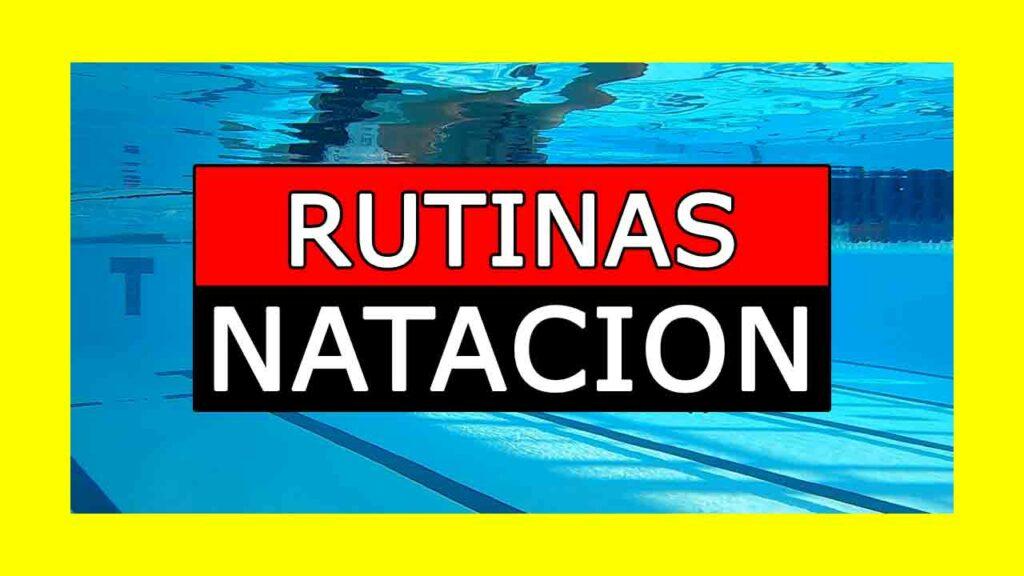Rutinas Natacion Personalizadas
