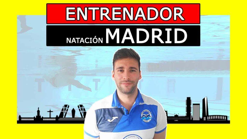 Entrenamiento Natación Madrid
