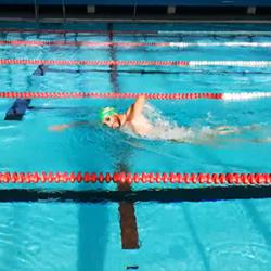 Mejorar técnica de natacion en crol