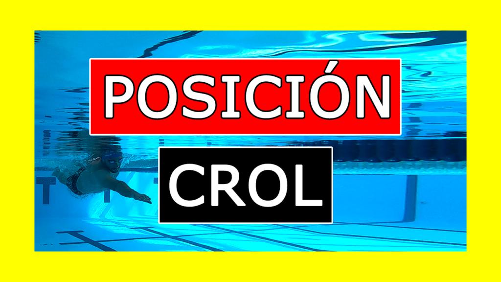 EJERCICIOS PARA MEJORAR LA POSTURA DEL CUERPO CROL