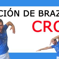 Brazada de Crol