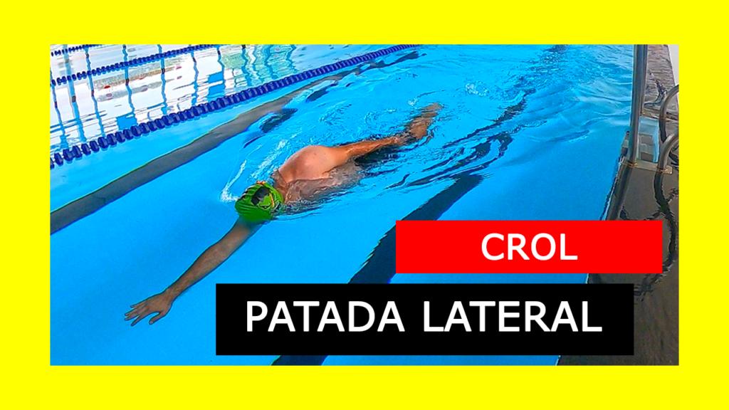 Patada Lateral Crol